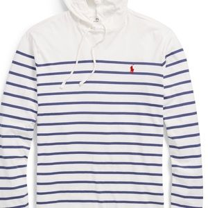 Ralph Lauren Polo Hooded T-Shirt